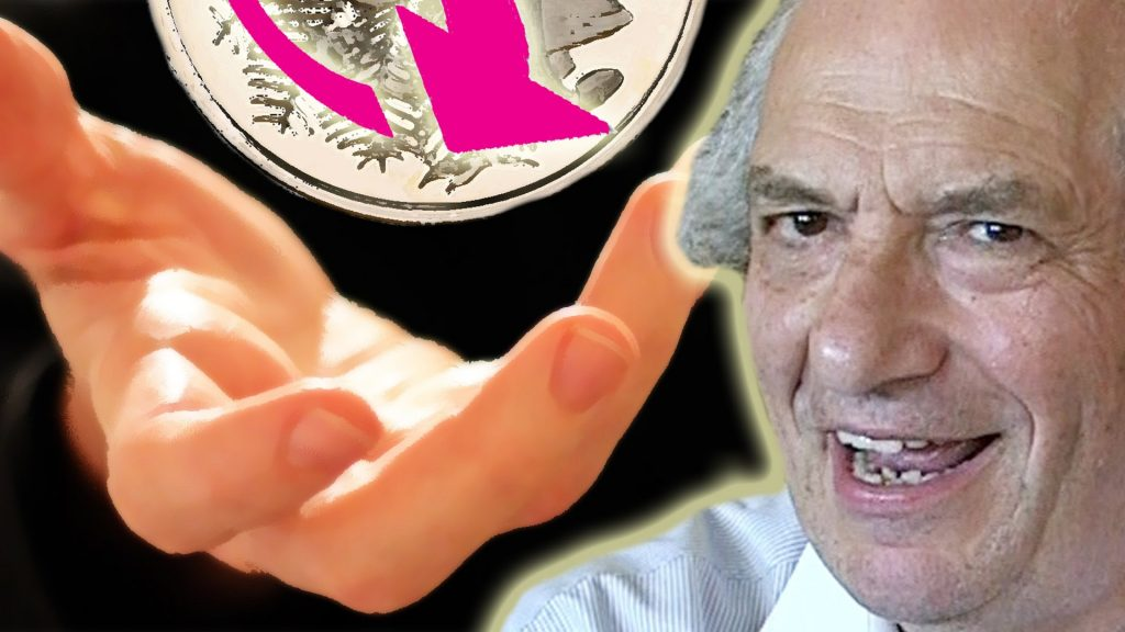 Should you catch a tossed coin? – Numberphile