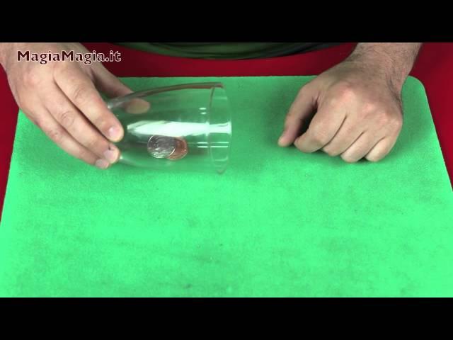 Scotch & soda 5° coins magic tricks