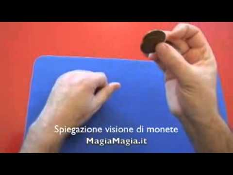 Instructed to do simple magic with coins – Magic.hqtv