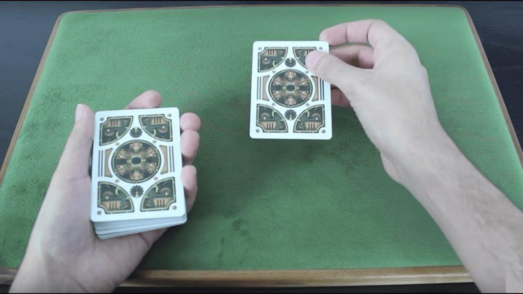 100% OF YOU WILL FALL ASLEEP TO CARD MAGIC ASMR