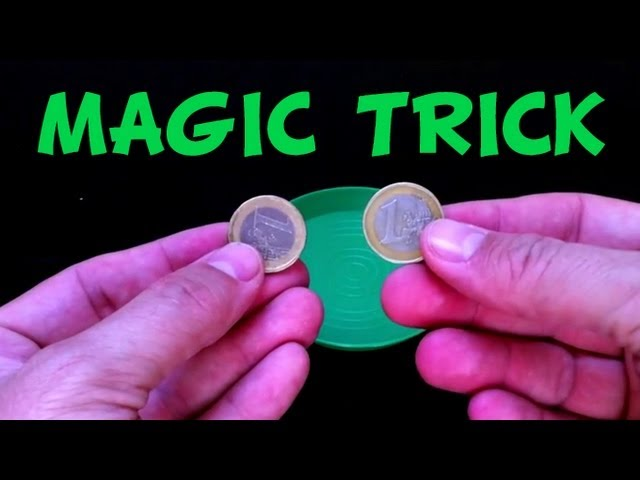 Amazing Magic trick with coins – lababymusica
