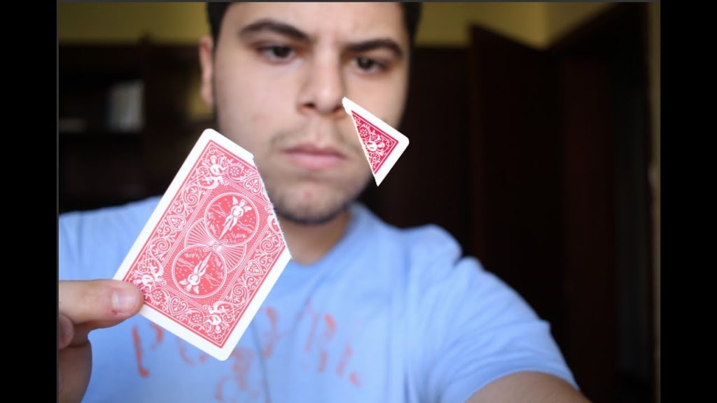 Learn 2 Simple Magic Tricks With Cards