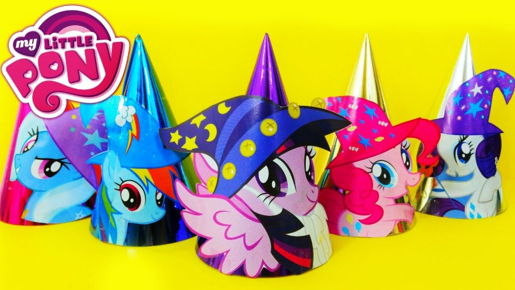 MLP My Little Pony Magic Surprise Toys! Kids fun Playdoh Surprises, MLP Wave 16, MLP Wizard Video