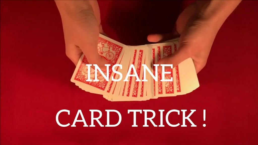 Easiest Insane Card Trick | Life Hack Tricks