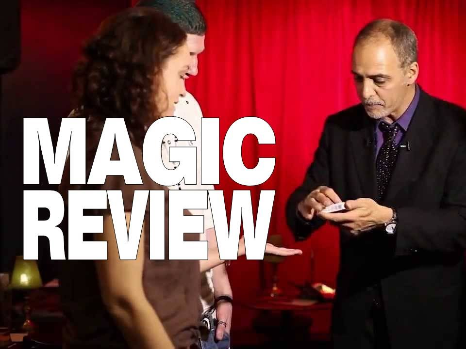Vdeck – Peter Nardi – Magic Card Trick Review