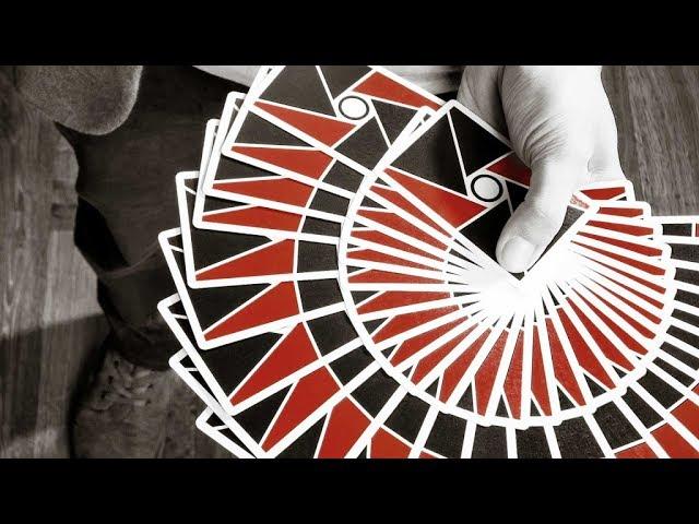 you will 100% fall asleep in 17 minutes to ASMR card magic