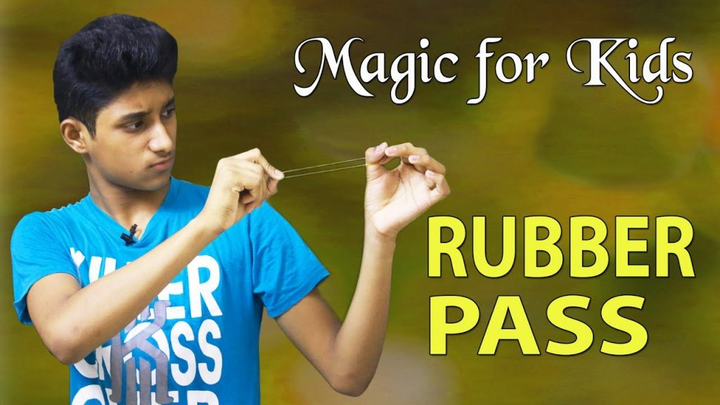 Magic for Kids, Rubber Pass by Suhrid Hasan,