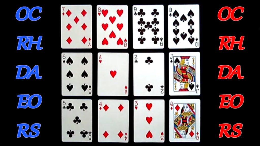 Order & Chaos ~ INTERACTIVE Magic Card Trick