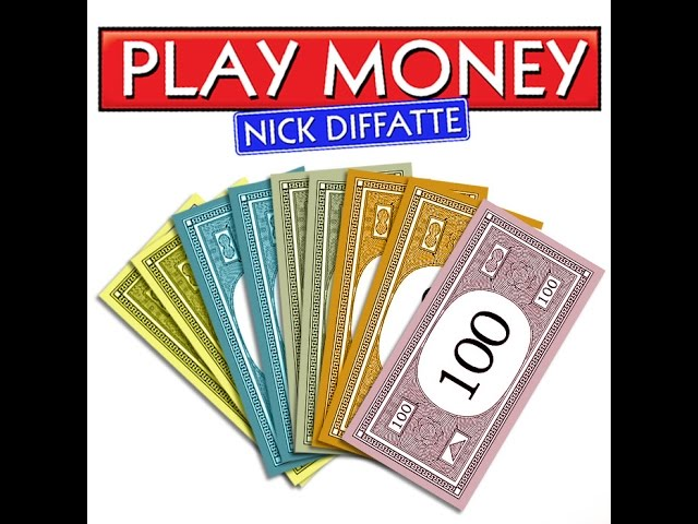 Play Money by Nick Diffatte – Penguin Magic (Review)