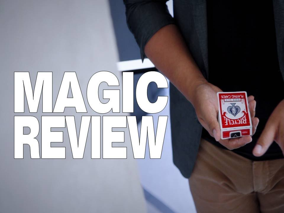 Unboxing by Nicholas Lawrence – SansMinds Magic Trick Review