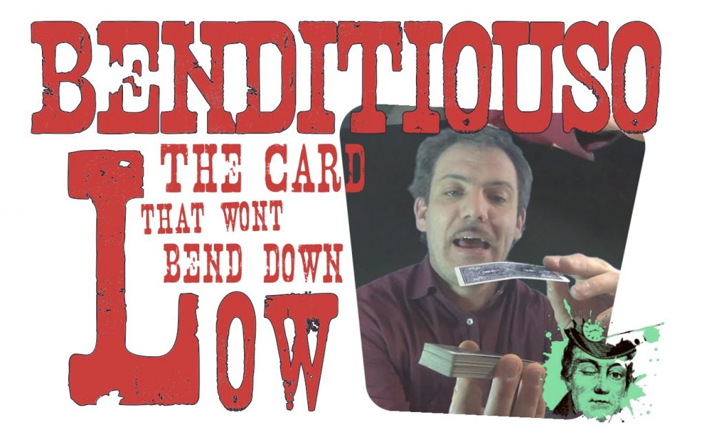 THE MOST VISUAL IMPROMPTU CARD TRICK hilarious card magic performance