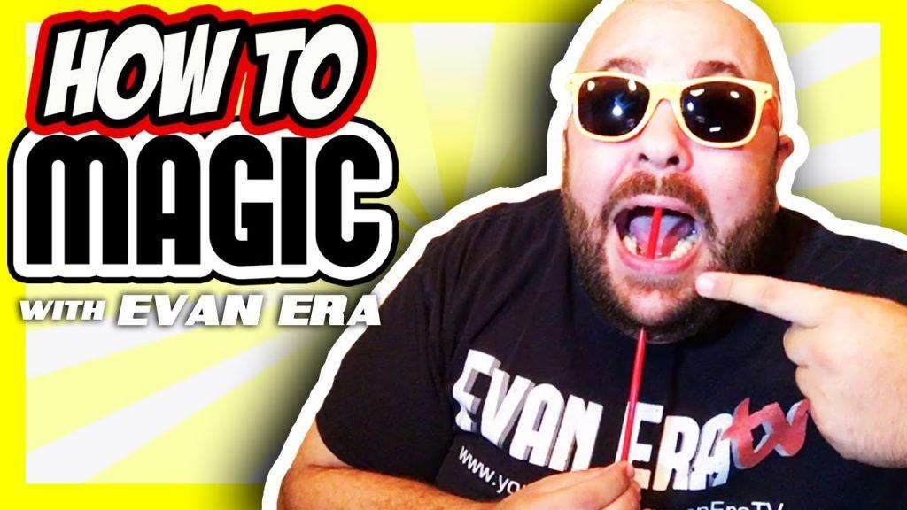 10 Magic Tricks with Straws | Magic Tricks 2016