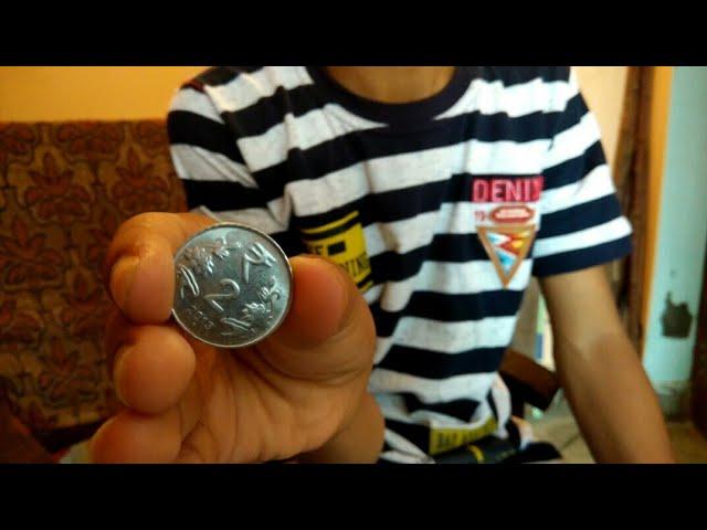 Coin magic Convert 1 coin in 2 Coins || Coin Magic Tricks || सिक्के का जादू सीखें