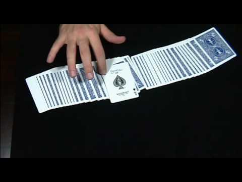 Stripper Deck Card Trick Magic by Revolution Magic