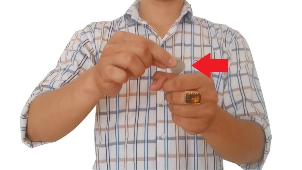 3 Magic Tricks With COINS