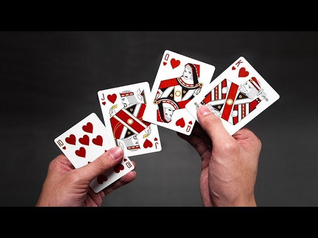 99.99% OF YOU WILL FALL ASLEEP TO ASMR CARD MAGIC