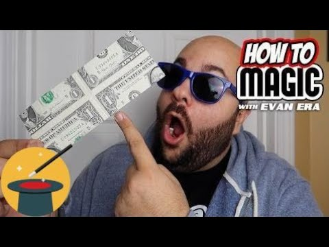 Magic tricks | 10 MAGIC MONEY TRICKS!