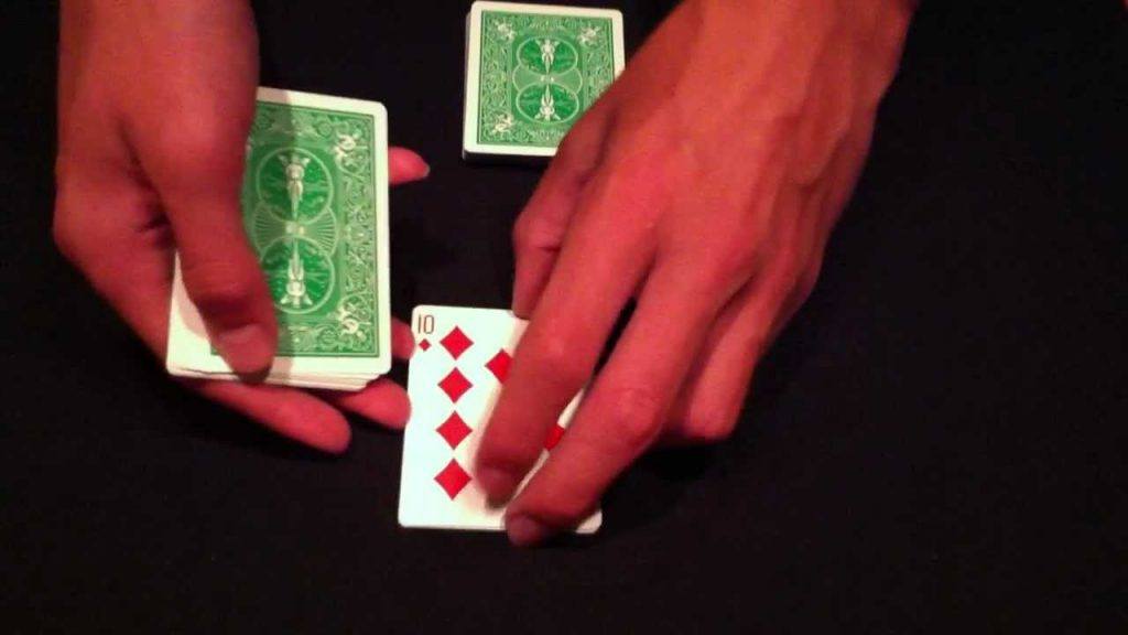 Impossible Stop Card Trick – Performance and Tutorial :: Dynamo Magic Revealed