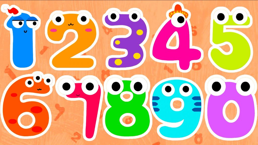 Magic Numbers — Panda Games APPS for KIDS iPad iPhone Android
