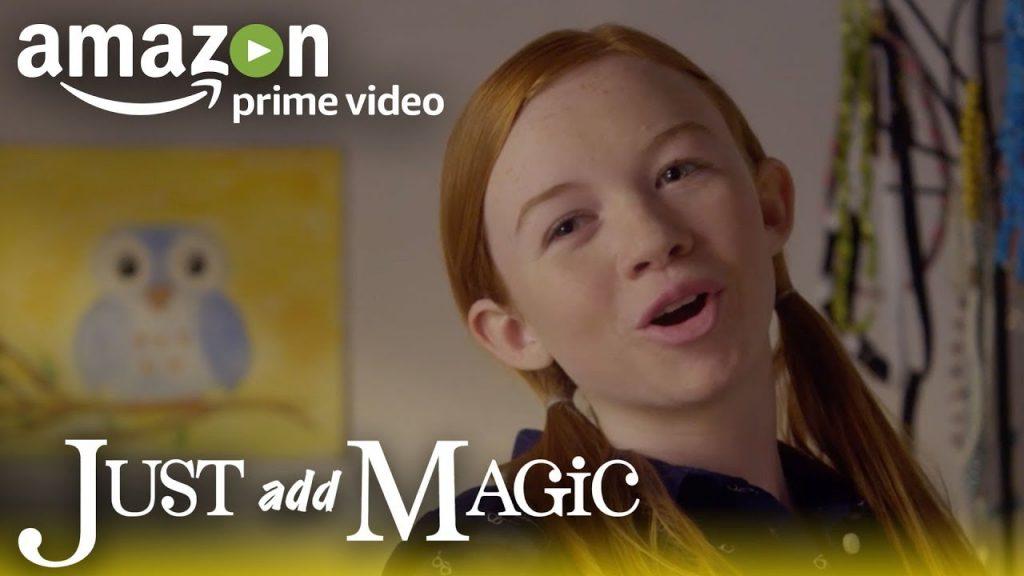 Just Add Magic Season 2 – Last Day of School | Amazon Kids