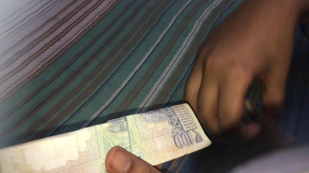 Magic with money