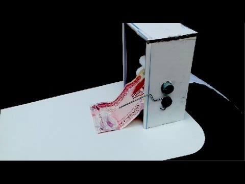 How to Make a Money Printer Machine – Fun Magic Trick