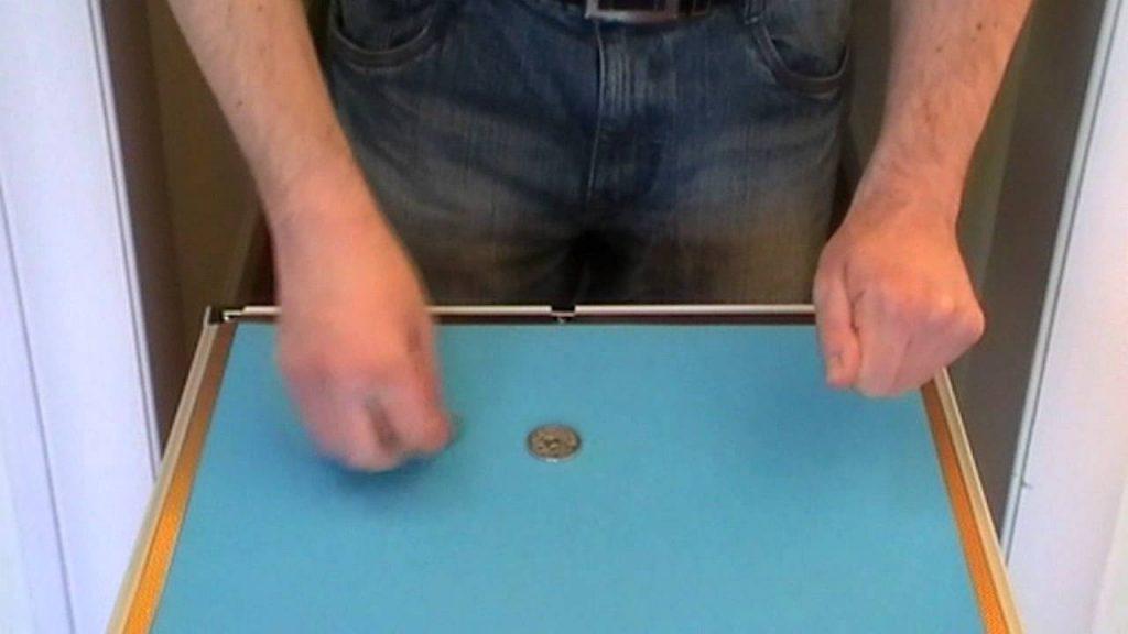 MAGIC TRICKS:Monedas mano a mano /Coins Across