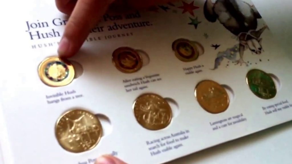"""""""Possum magic """"coin unboxing #really rare!!!"""