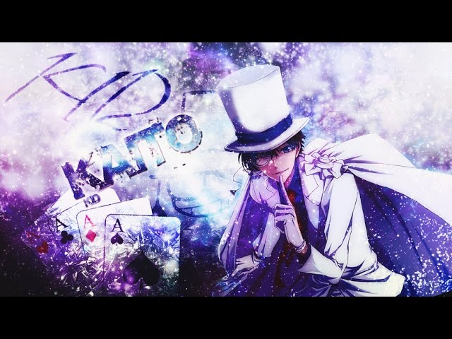 Magic Kaito 1412 [AMV] One for the money