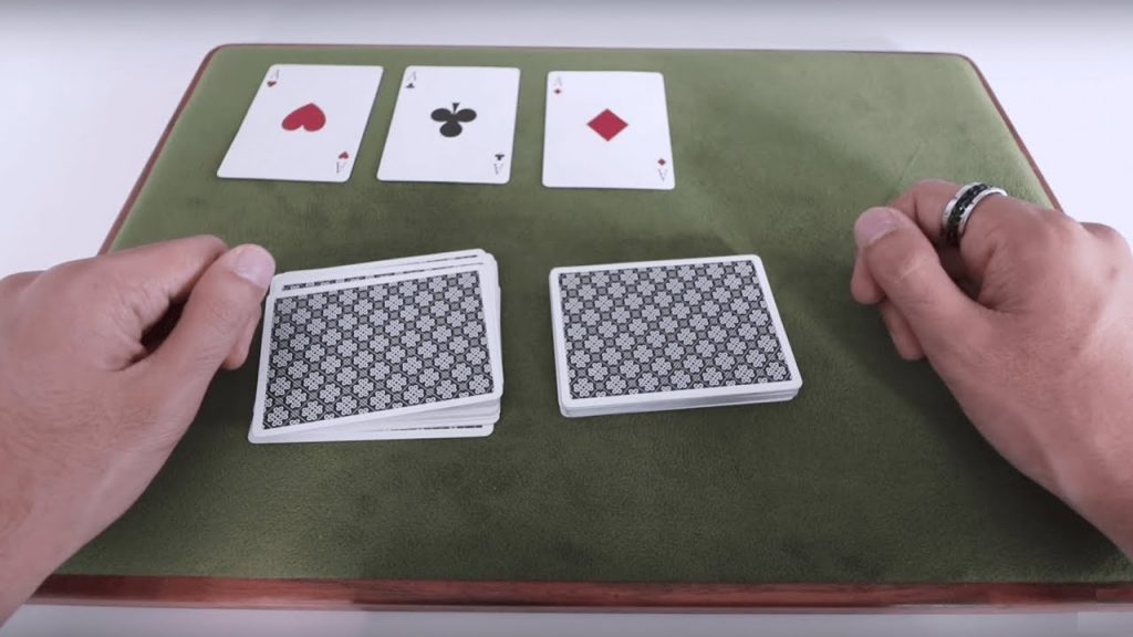 99 99% OF YOU WILL FALL ASLEEP TO 2 HOURS OF ASMR CARD MAGIC