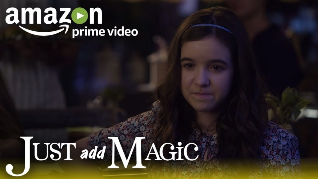 Just Add Magic Season 2 – Ms. Silvers' Music Debut | Amazon Kids