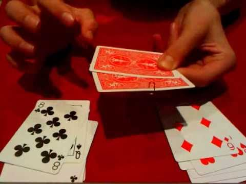 Follow the Leader CARD TRICK REVEALED :: Dynamo Magic :: MAGIC REVEALED :: Dynamo Tricks REVEALED