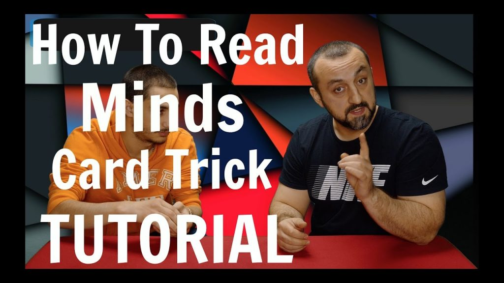 How to Read Minds Card Trick Tutorial – Card Tricks Revealed