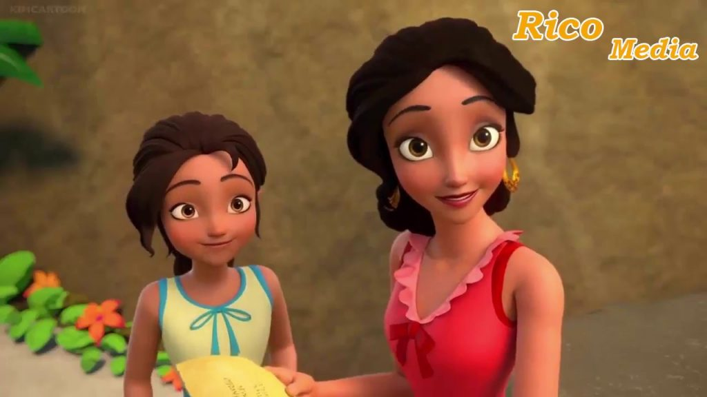 Elena Of Avalor Magic Moments Best Cartoon For Kids & Children Part 65 – Rico Media