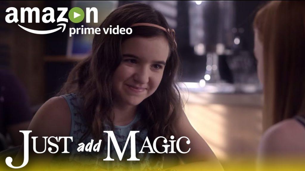 Just Add Magic Season 2 – Clip: After School Donuts | Amazon Kids