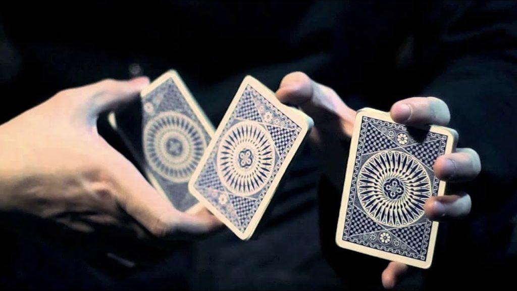 99.99% OF YOU WILL FALL ASLEEP TO CARD MAGIC ASMR