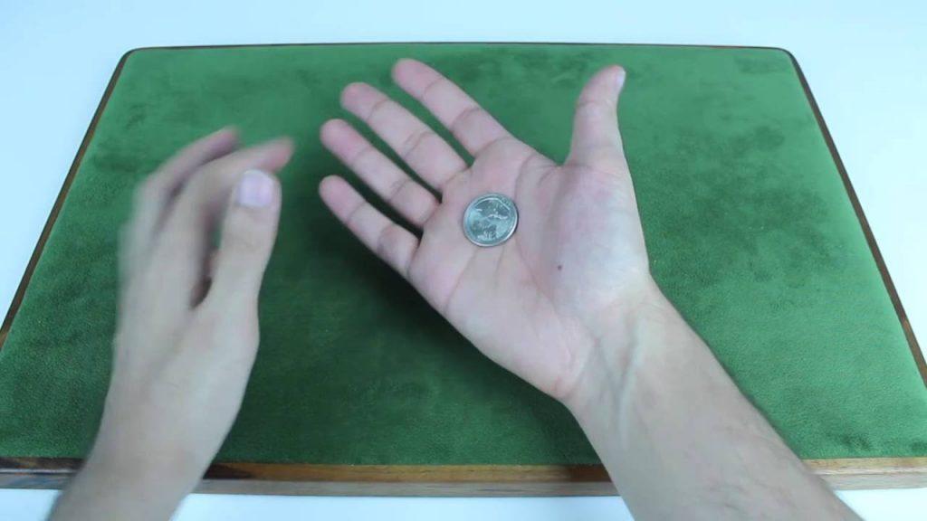 Coin Trick Tutorial – Make A Coin Appear Out of Thin Air [HD]