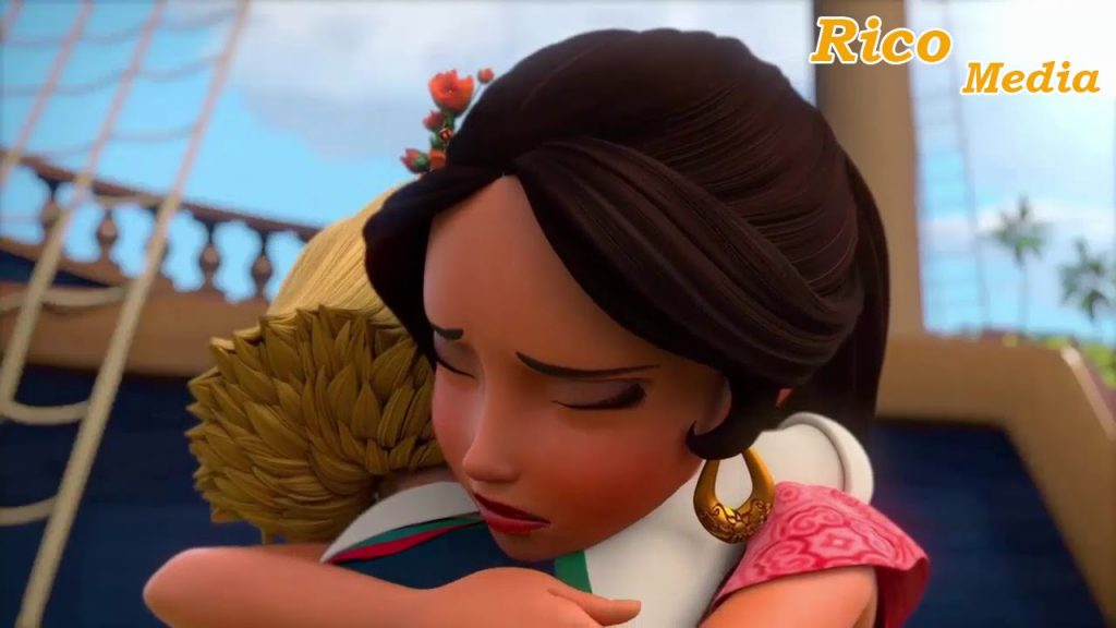 Elena Of Avalor Magic Moments Best Cartoon For Kids & Children Part 77  – Rico Media