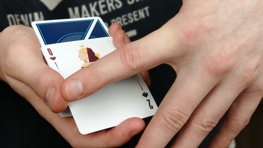 Card Tricks and Color Changes