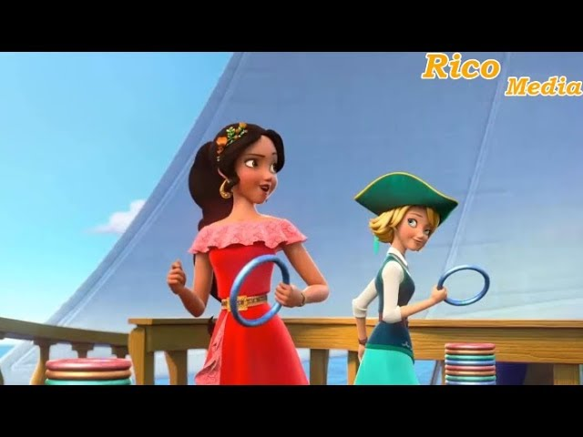 Elena Of Avalor Magic Moments Best Cartoon For Kids & Children Part 81 – Rico Media
