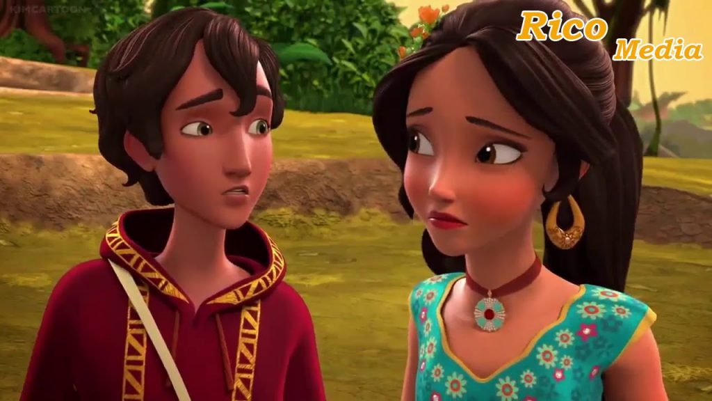 Elena Of Avalor Magic Moments Best Cartoon For Kids & Children Part 83 – Rico Media