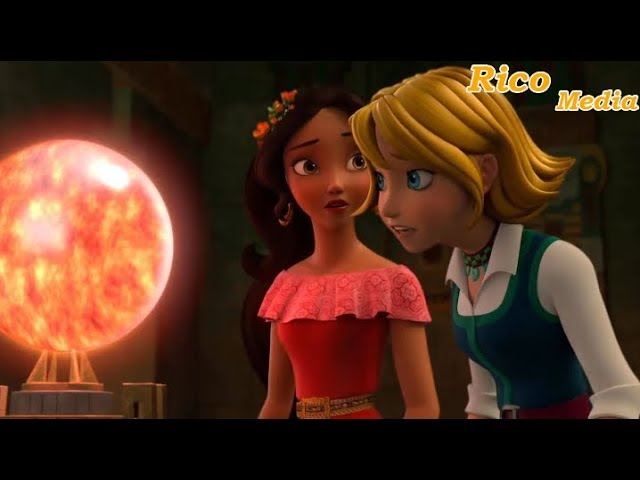 Elena Of Avalor Magic Moments Best Cartoon For Kids & Children Part 88 – Rico Media