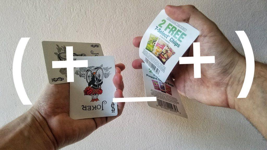 EASY CARD PRODUCTION – BEGINNER MAGIC