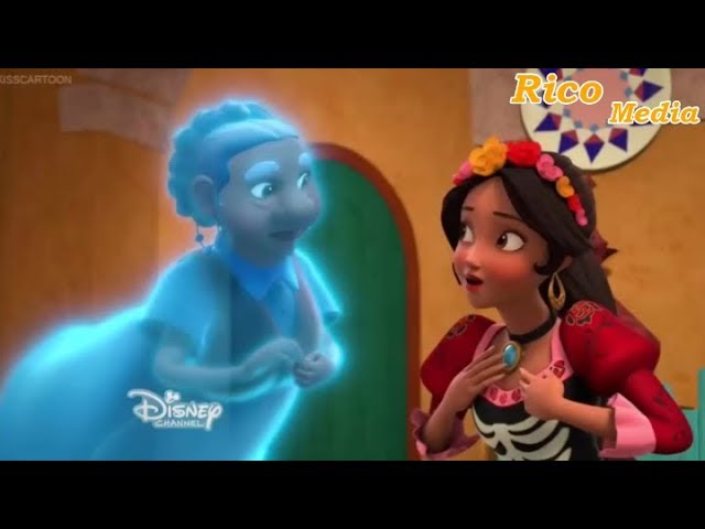 Elena Of Avalor Magic Moments Best Cartoon For Kids & Children Part 93 – Rico Media