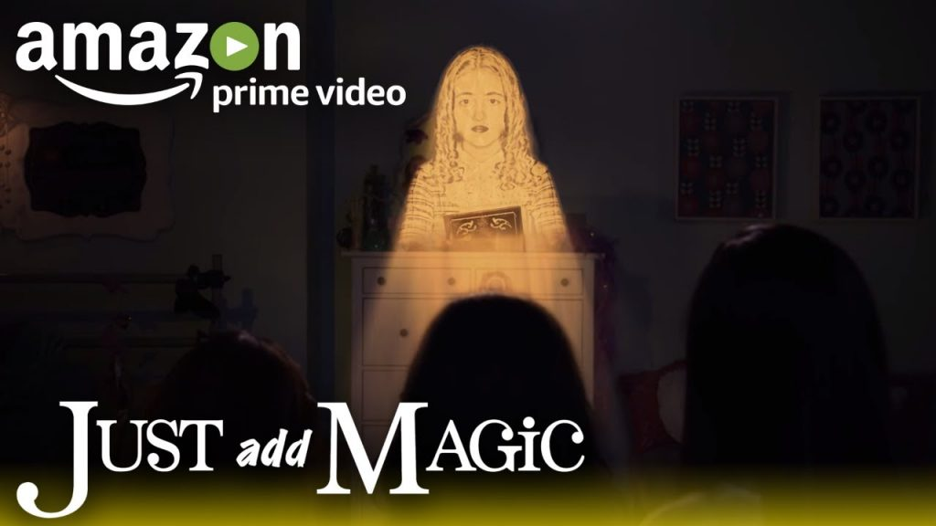 Just Add Magic Season 2 – Clip: A Cry for Help | Amazon Kids