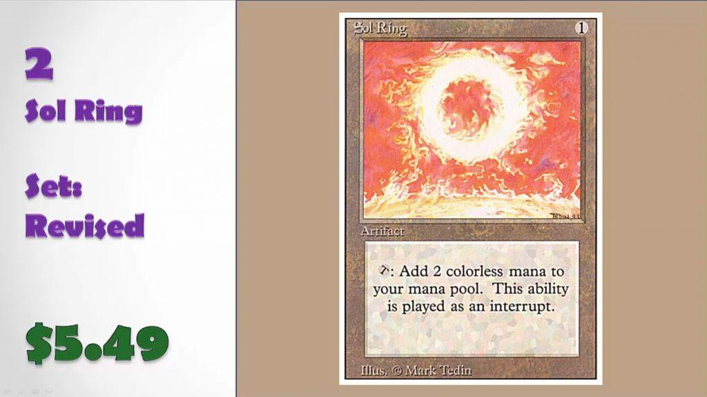 15 Most Valuable REVISED ARTIFACT Magic Cards on eBay – Vintage Rare MTG Magic: the Gathering