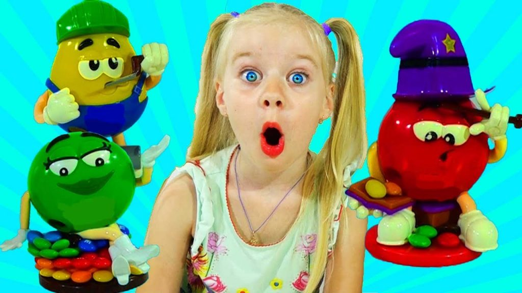 Bad Kid Magic Toys Colours Family Fun Play Area Song for kids