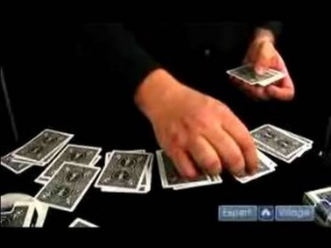 Free Magic Card Tricks: Full Deck Arrangements : A Poker Magic Card Trick