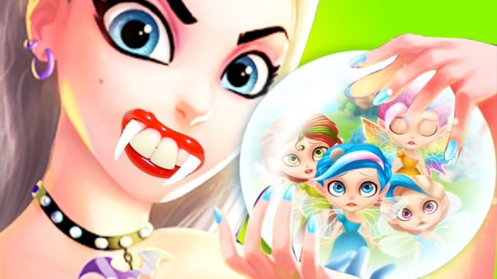 Fun Baby Care Girls Games – Magic Kids Game Fairy Land Rescue – Play & Learn Colors with Evil Witch