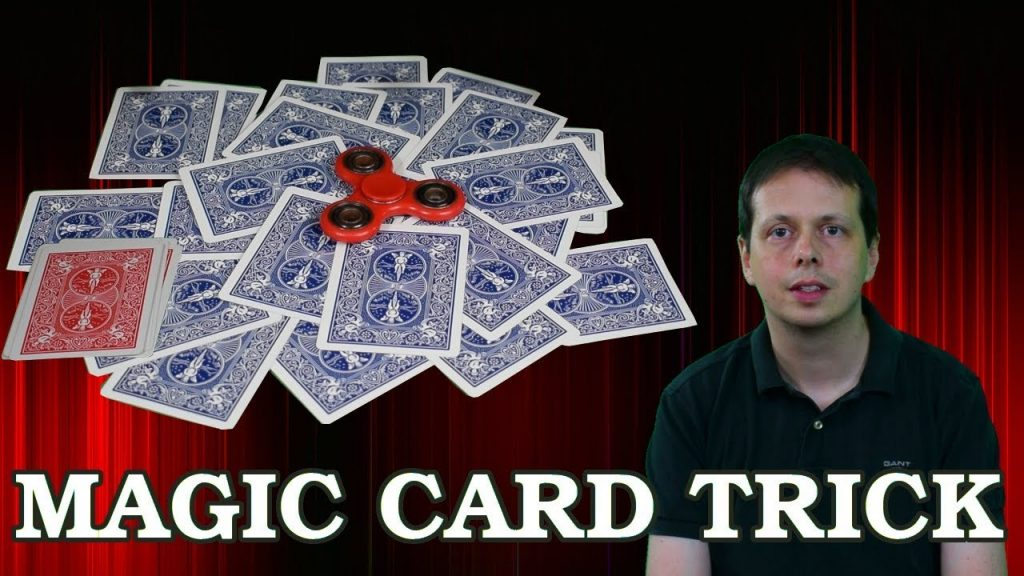 ASMR Magic Card Trick – Two Cards Reveal It